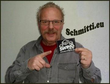Schmitti und DJ SWING-AK