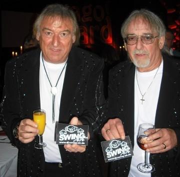 Amigos und DJ SWING-AK