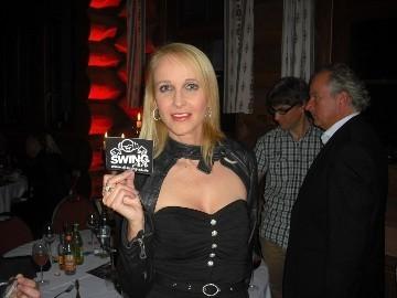 Kristina Bach und DJ SWING-AK