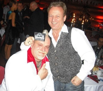 Uwe Hübner und DJ SWING-AK