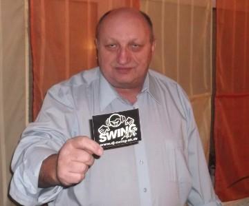 Helmut Dornemann und DJ SWING-AK