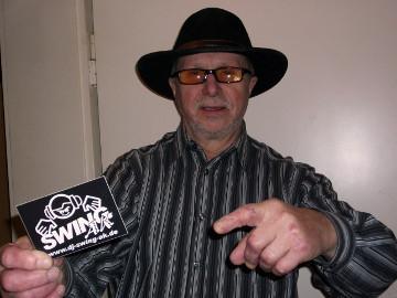 Ray Binder und DJ SWING-AK