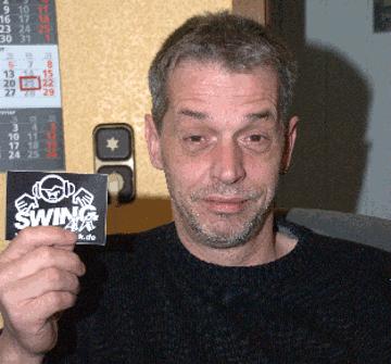 Matthias Froherz Erperadio und DJ SWING-AK