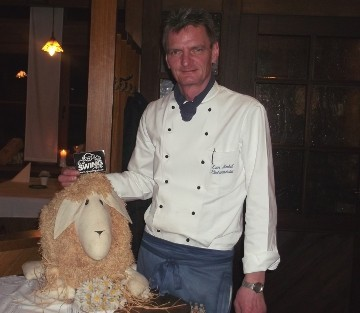 Sven Merkel und DJ SWING-AK