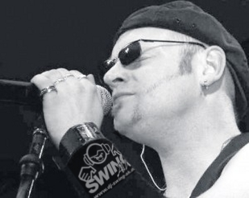 Mike Gerhold und DJ SWING-AK