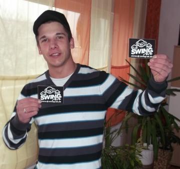 Mario Fütterer und DJ SWING-AK