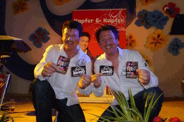 Kapfer und Kapfer und DJ SWING-AK