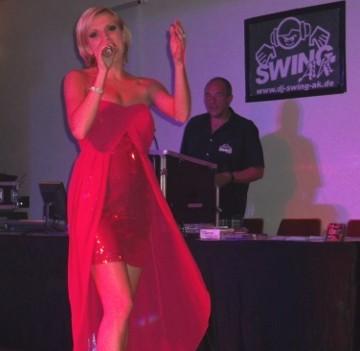 Anni Perka und DJ SWING-AK