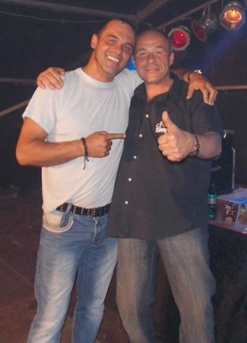 Mario Wolf und DJ SWING-AK