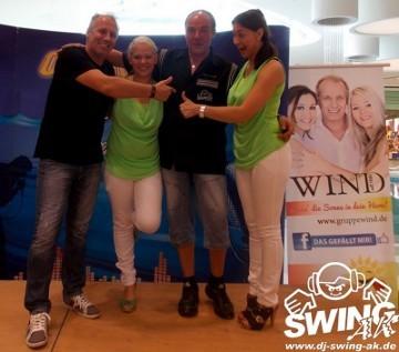 Wind & DJ SWING-AK