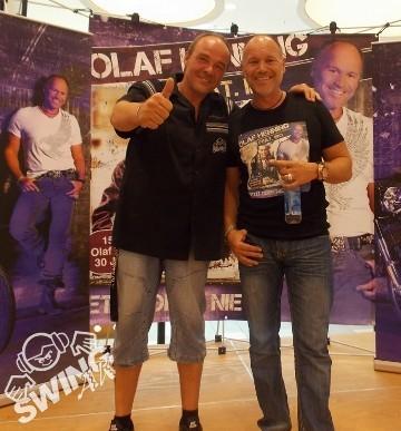 Olaf Henning & DJ SWING-AK