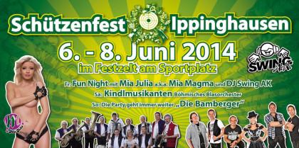 Schützenfest Ippinghausen 2014