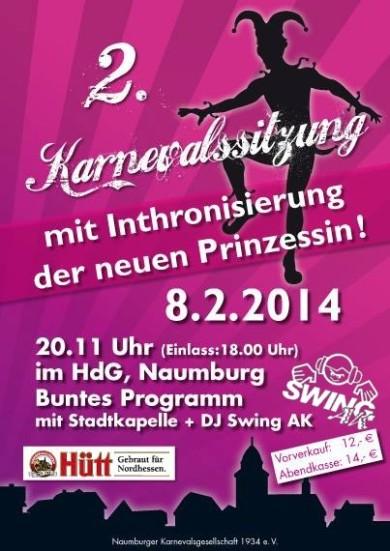 Karneval Naumburg
