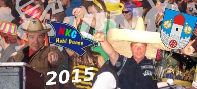 Faastnachtsball Naumburg 2015