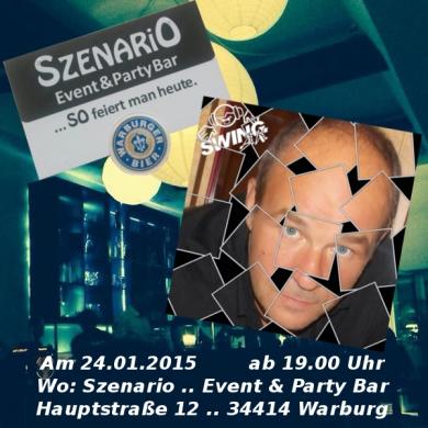 Szenario Party 2015