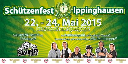 Schützenfest 2015 Ippinghausen