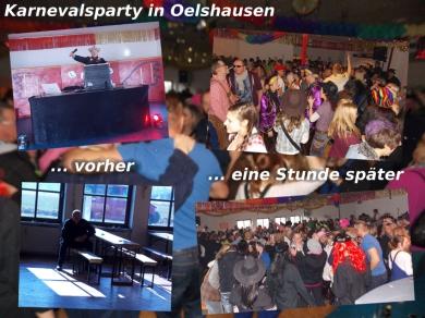 Karneval 2016 Zierenberg Oelshausen