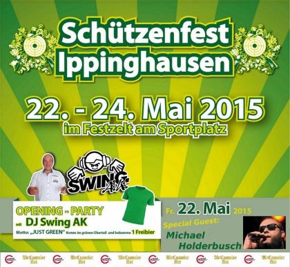 Schützenfest Wolfhagen Ippinghausen 2015