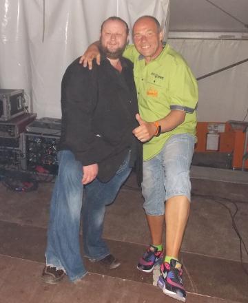 RTL Das Supertalent und DJ SWING-AK